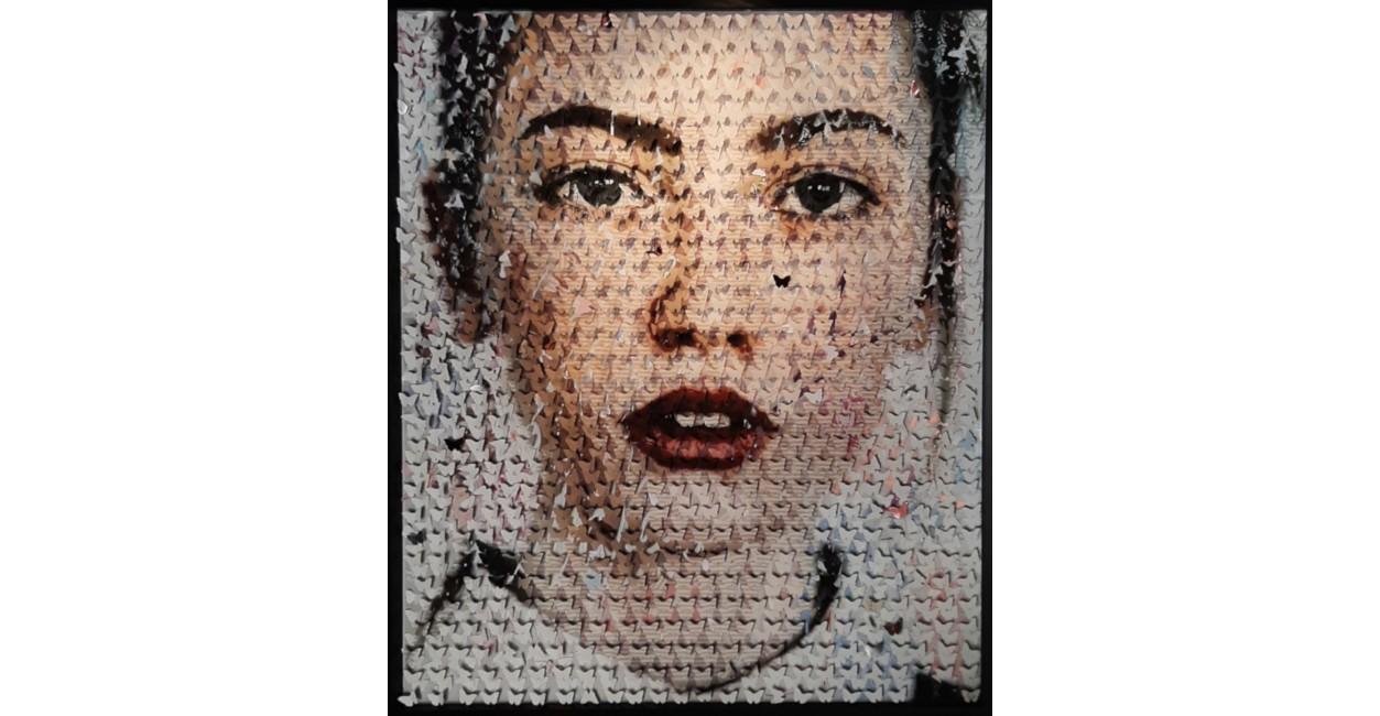 Un nouvel artiste de renom à la galerie Le Cube Vernet d'Avignon : LIS SAM