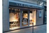 Le Cube Vernet - Galerie-Kiosque d'Art Contemporain et Urbain